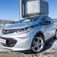 32901 Анти-Tesla. Как приехать из Берлина в Минск на электрическом Opel Ampera-e. Opel Ampera-e
