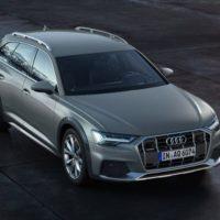 33549 Audi A6 Allroad: Мощный кросс-универсал. Audi A6 allroad quattro