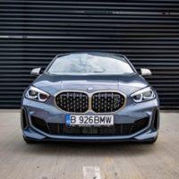 BMW M135i xDrive - Логика над эмоциями. BMW 1 Series (F40)