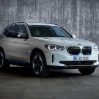 33169 BMW собирается поставлять iX3 в Европу из Китая