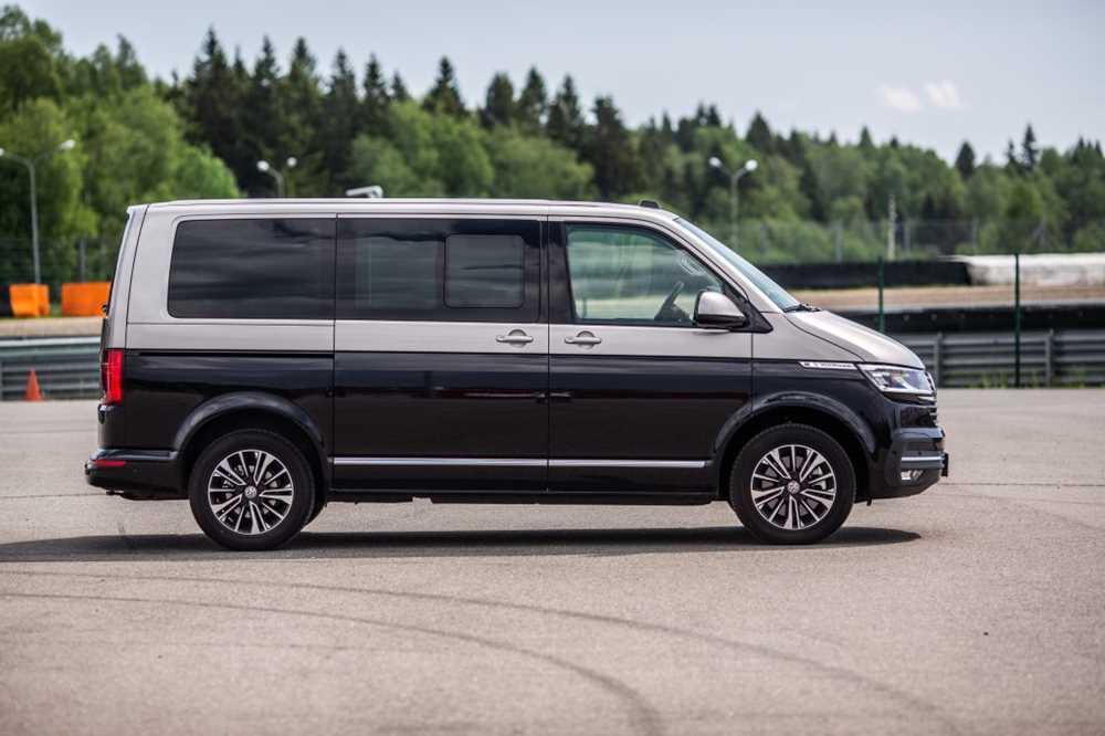 Идеален во всем, кроме цены. Тест Volkswagen Multivan T6.1