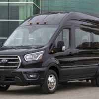 33456 Ford Transit: фургон на все случаи жизни. Ford Transit Kombi