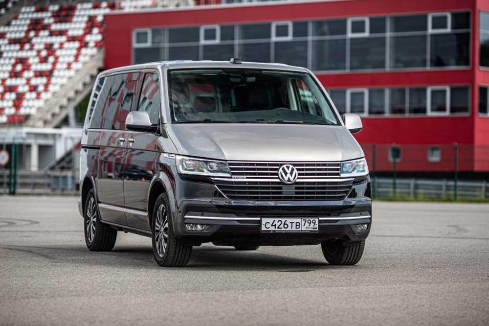 33018 Идеален во всем, кроме цены. Тест Volkswagen Multivan T6.1