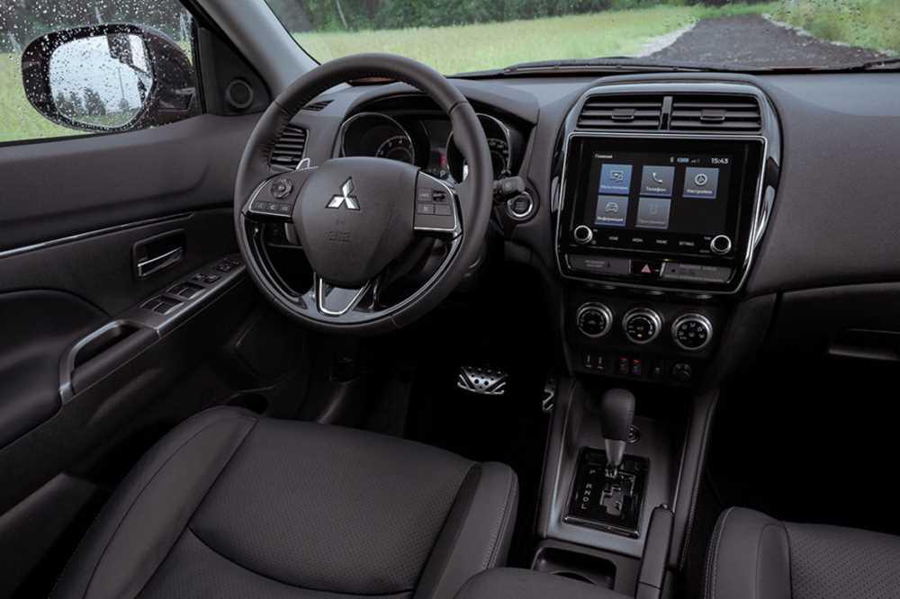 Четырежды обновленный: чем Mitsubishi ASX стал лучше после рестайлинга