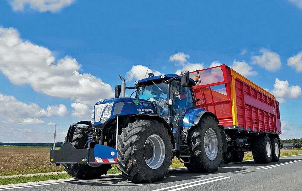 33454 Почему трактор опаснее автомобиля и что с этим делать