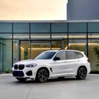 33321 Скажи «сы-ы-ыр!»: тест заряженных кроссоверов BMW X3/X4 M Competition. BMW X4 M (F98)