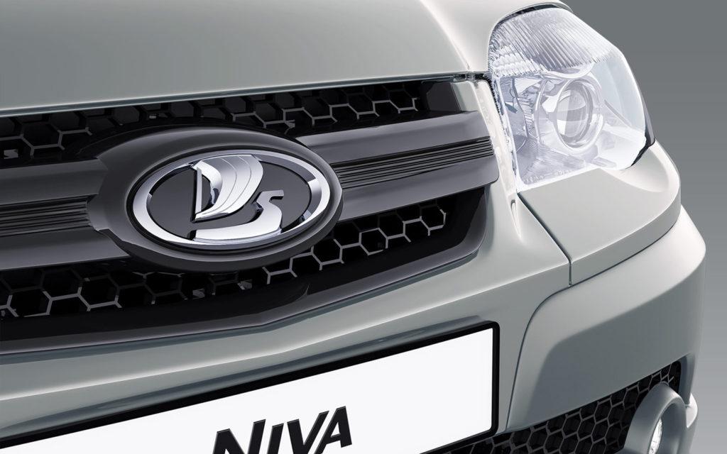 33071 Возрождённая Lada Niva представлена официально