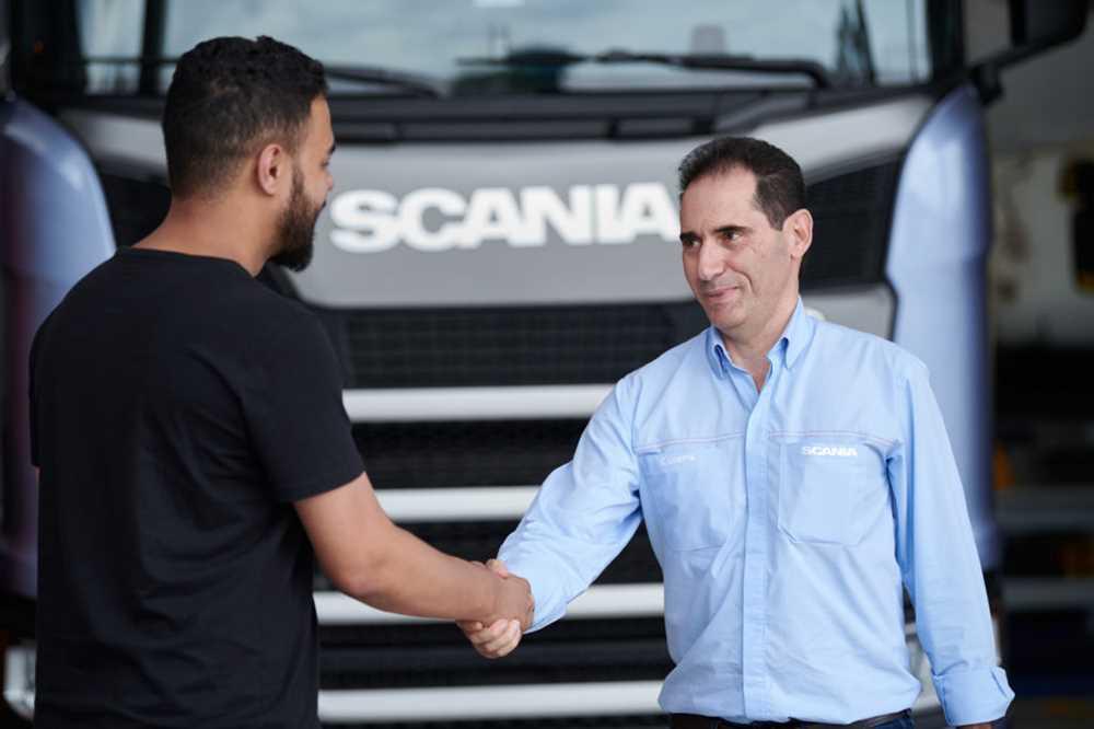 Scania в России выпустила полис КАСКО для тяжелых грузовиков