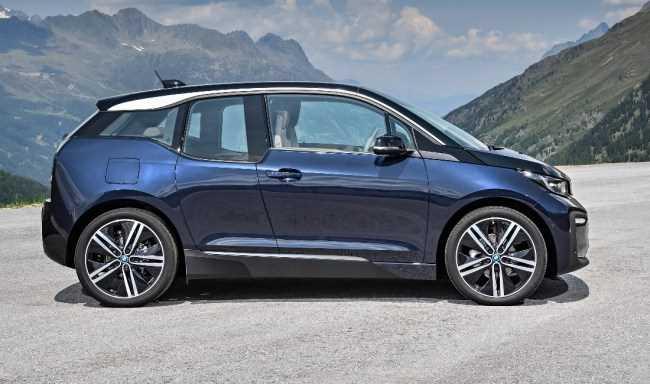 33657 BMW i3: электрический премиум. BMW i3 (I01)