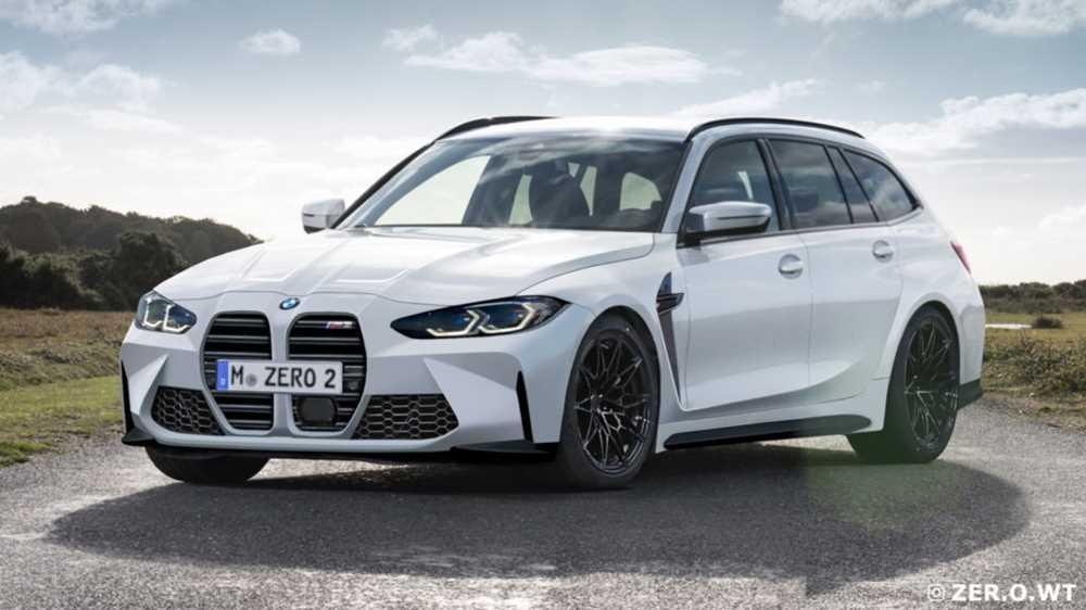 33862 BMW подтверждает выпуск экстремального универсала M3