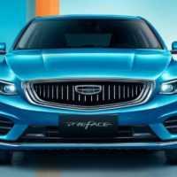 33827 Geely готовит высокотехнологичный седан на базе Volvo