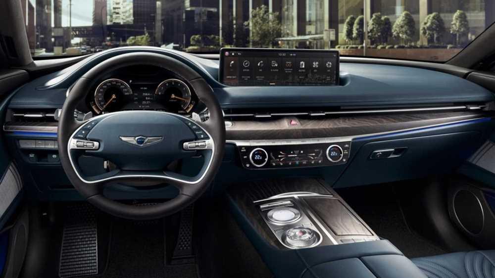 Новый бизнес-седан Genesis G80 приедет в Россию без дизеля