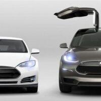 33911 Tesla Model X: Обыкновенное чудо. Tesla Model X