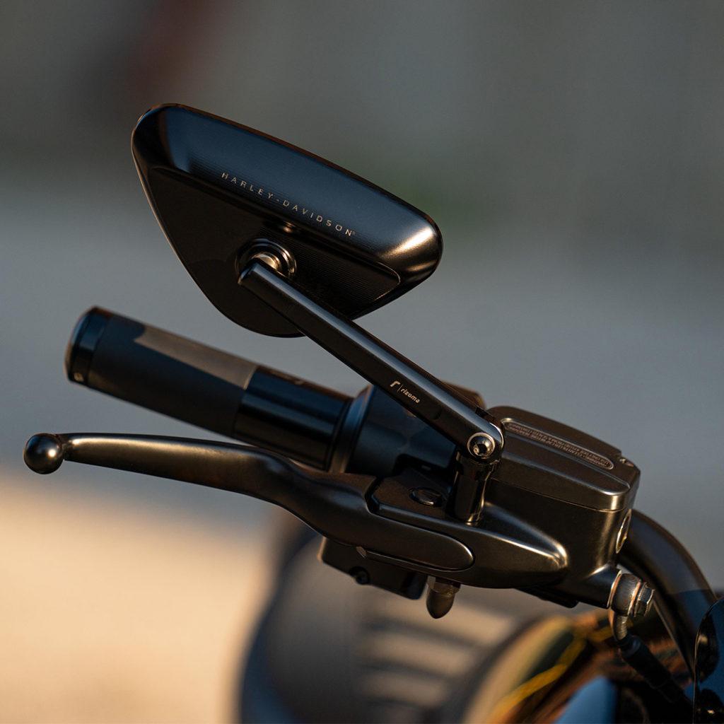 34021 Harley-Davidson представляет новую коллекцию деталей и аксессуаров от компании Rizoma