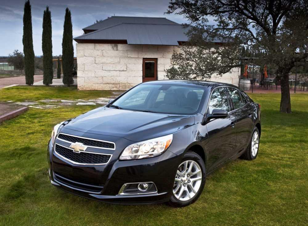 Chevrolet привезёт в Россию две новинки