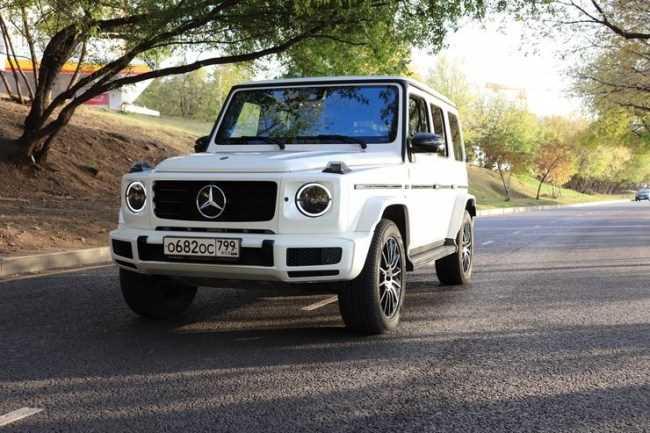 34172 Качок во фраке: Mercedes-Benz G 500. Mercedes G-Class (W463)