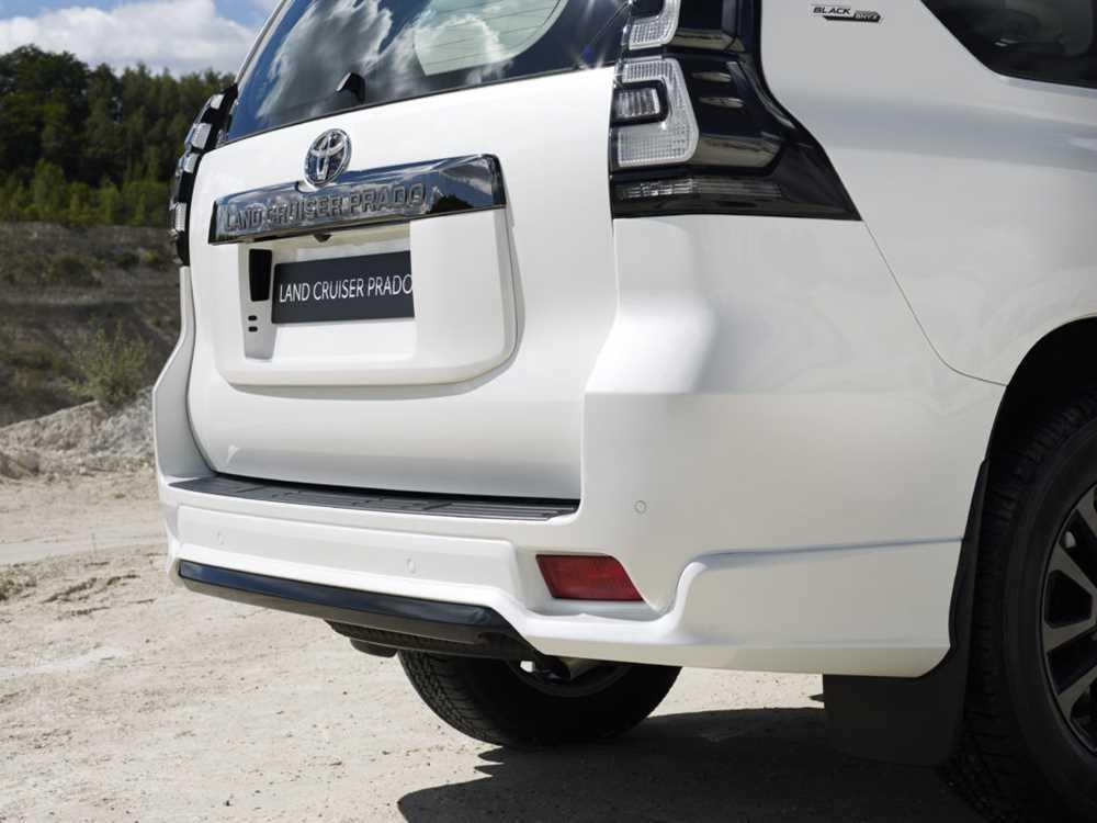 Новый Land Cruiser Prado получил более мощный мотор