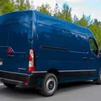 34196 Обновленный Renault Master - тест для бизнесменов. Renault Master