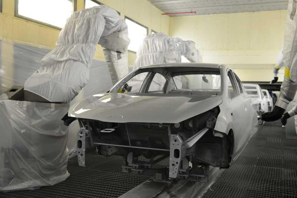 В России стартовало производство обновленного Kia Rio