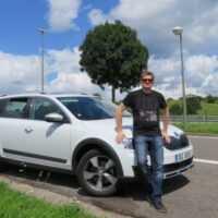 33972 Skoda Octavia Scout – автомобиль для путешествий. Skoda Octavia A7 Scout