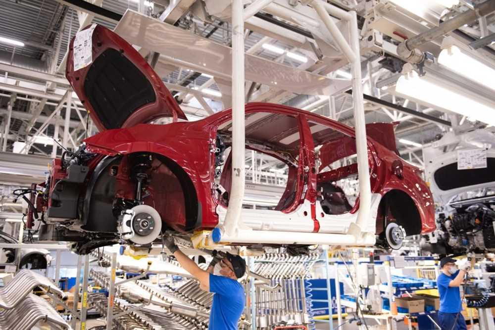 34053 В России стартовало производство обновленного Kia Rio
