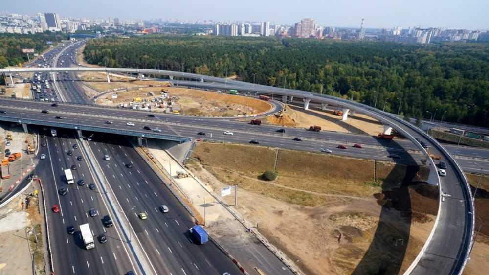 В Москве станет больше дорог