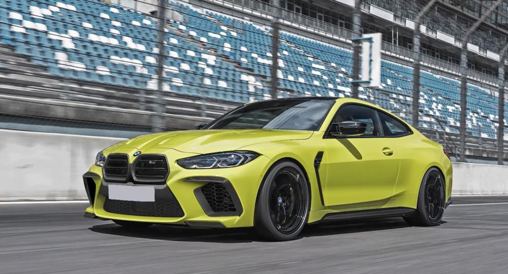 Исправлением дизайна «ноздрей» BMW M3/M4 займутся тюнинг-ателье