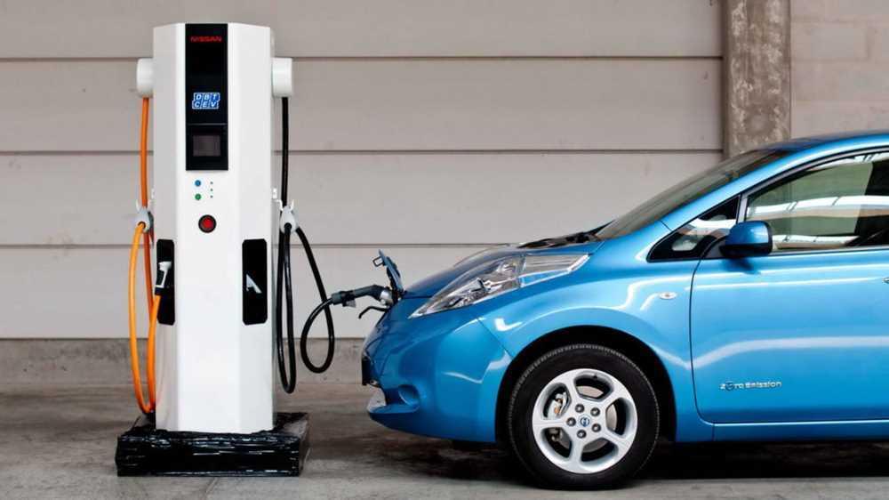 Электрокары начнут стоить как автомобили с ДВС