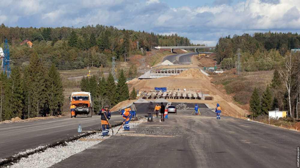 ЦКАД-3 сократит время в пути между федеральными трассами