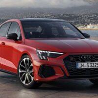 34523 Audi S3 Sedan: Комфортный спортивный седан. Audi S3 Sedan (8Y)