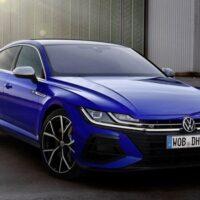 34575 Что из себя представляет новый Volkswagen Arteon. Volkswagen Arteon