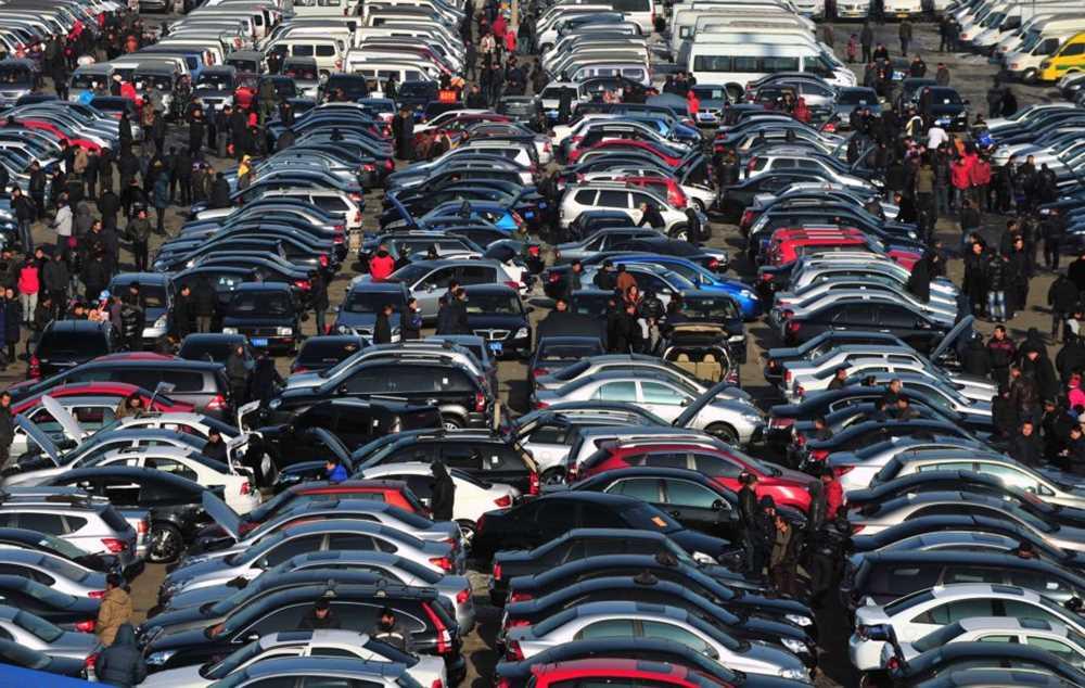 Подержанные автомобили в России подорожали больше, чем новые