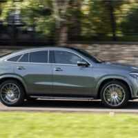 34841 Mercedes-Benz GLE Coupe - Многогранная обманчивость. Mercedes GLE-Class Coupe (C167)