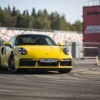 34880 Porsche 911 Turbo S: почему нет смысла покупать его для «понтов». Porsche 911 Turbo (992)