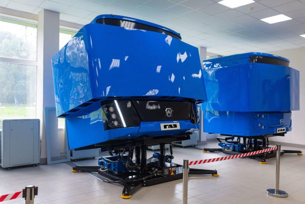 Имитация реальности: «Группа ГАЗ» поставила «Мосгортрансу» тренажеры-симуляторы для обучения водителей автобусов