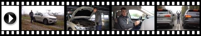 35266 Бензиново-дизельная драка: 3.0 TSI vs 3.0 TDI в Volkswagen Touareg. Volkswagen Touareg
