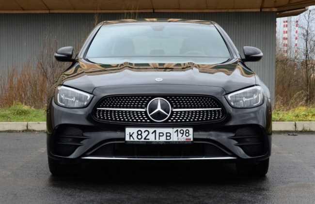 35322 Пыль в глаза: на чем сэкономили в Mercedes-Benz E-Class. Mercedes E-Class (W213)