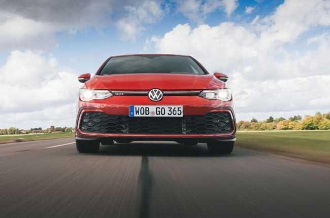 35576 VW Golf GTI VIII. Новый «горячий» хэтч. Volkswagen Golf GTI