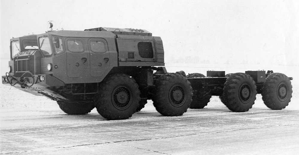 Секретные «сороконожки»: как в СССР в тайне создавали внедорожники, не имеющие аналогов в мире