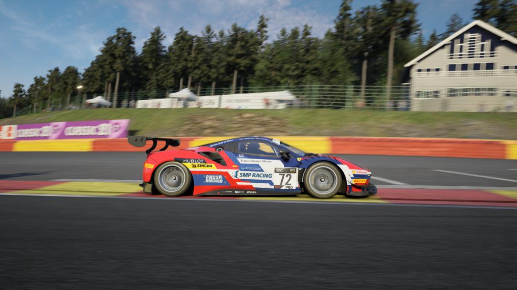 SMP Racing представляет чемпионат по симрейсингу
