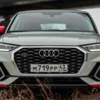 35805 AUDI Q3 Sportback: городской задира. Audi Q3 Sportback (F3)