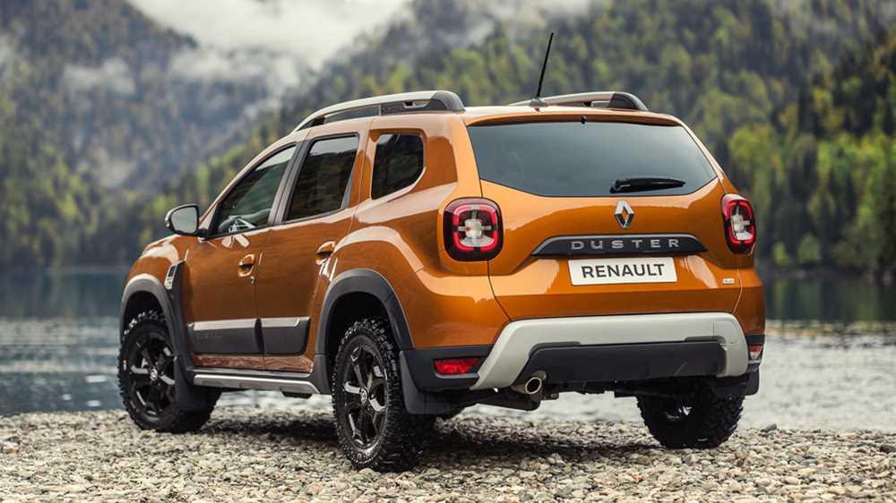 Новый Renault Duster встал на конвейер в России
