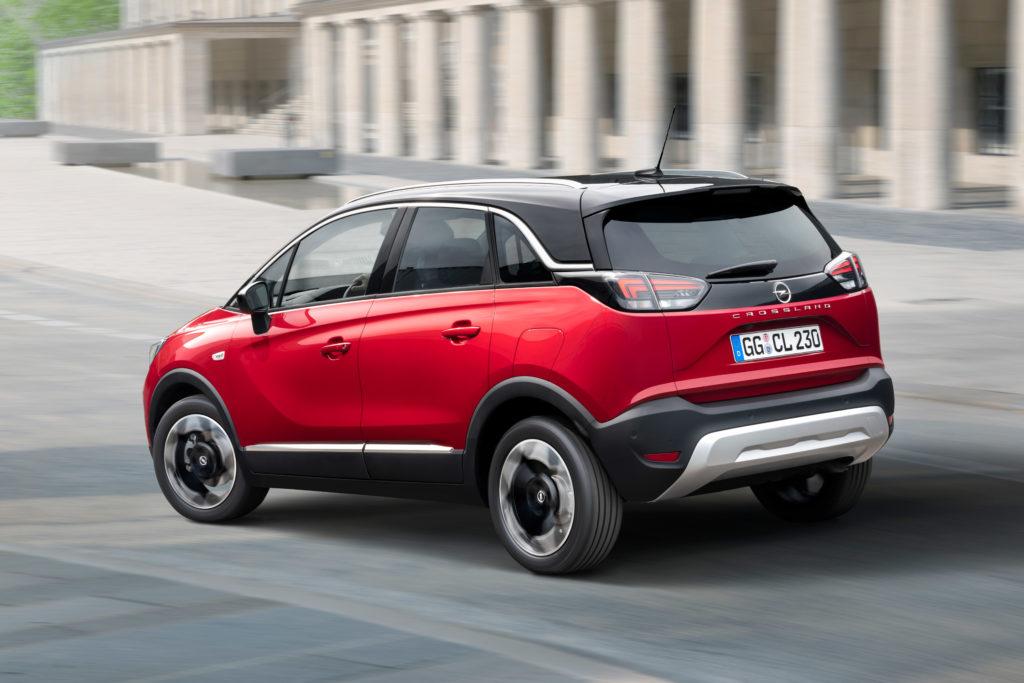 Opel привезёт в Россию новый кроссовер