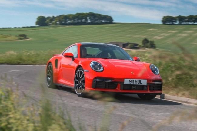 36280 Раньше «Турбы» были лучше. Тест Porsche 911 Turbo S. Porsche 911 Turbo (992)