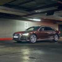 36772 Audi A8 - космический лайнер для земной суеты!. Audi A8 (D5/4N)