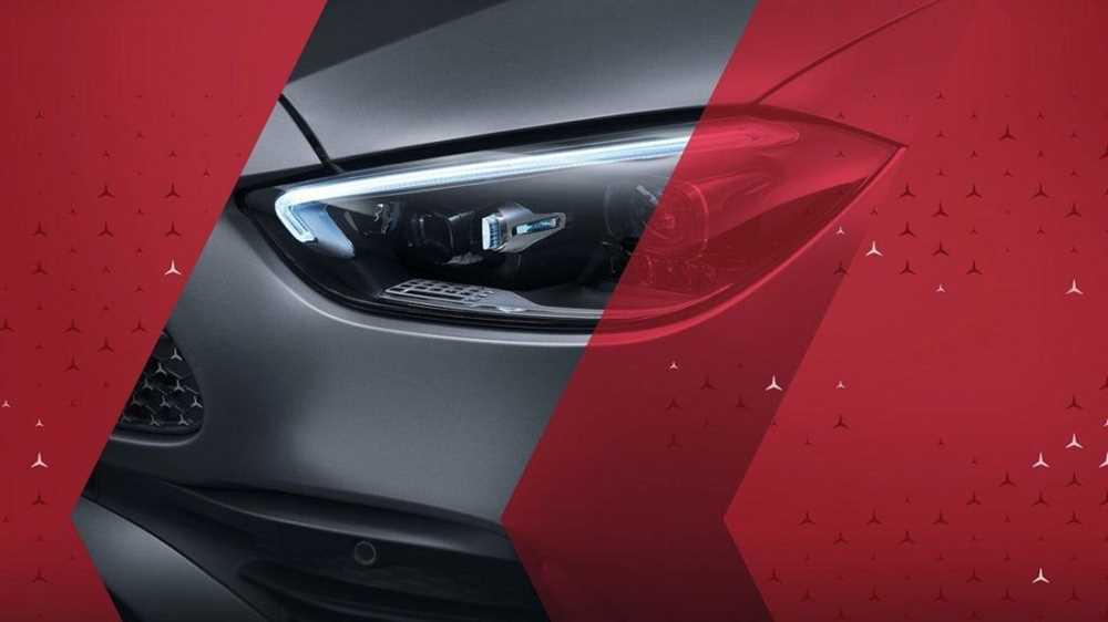 Новый Mercedes-Benz C-Class выпустят только с электрифицированными двигателями