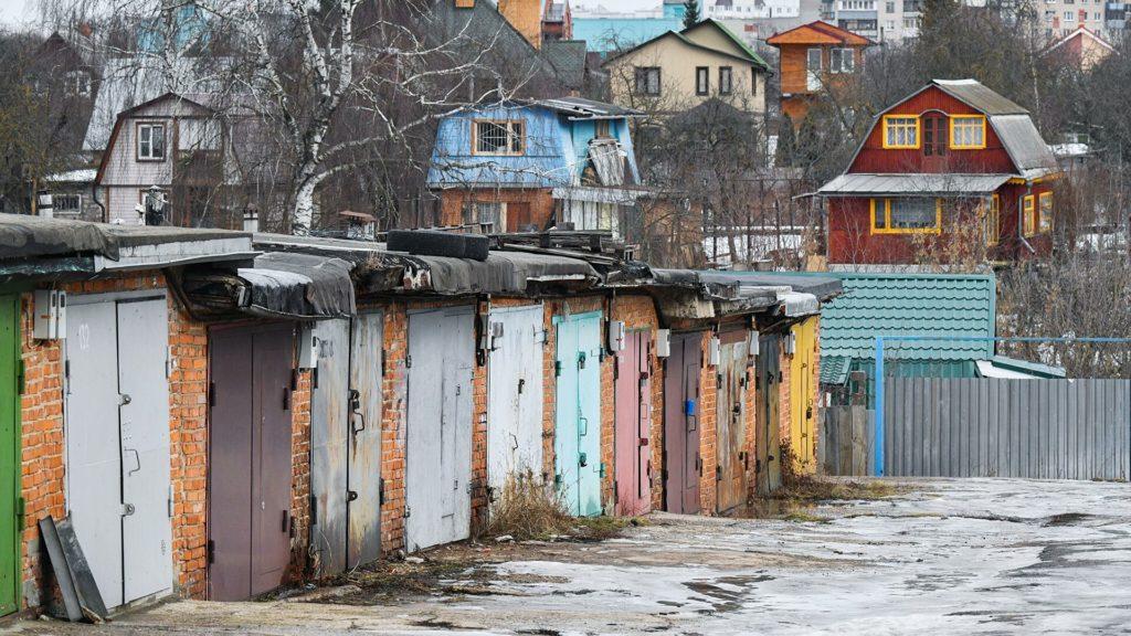 Госдума разрешила приватизировать гаражи бесплатно