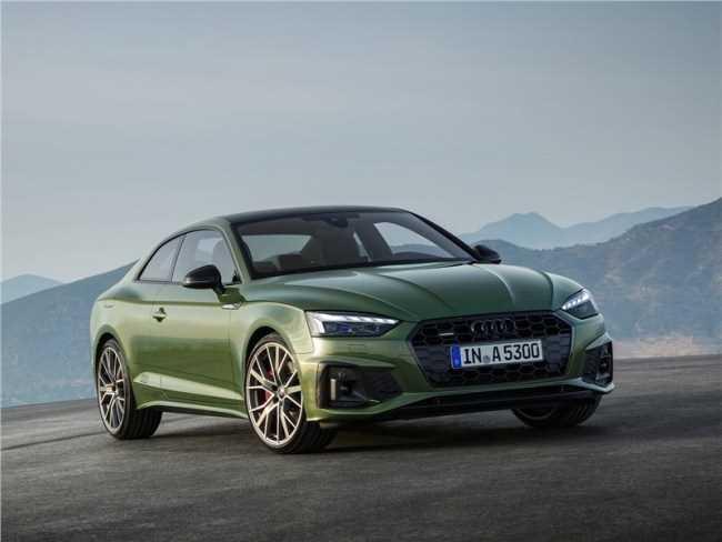 37205 Audi A5 – Ребра и лазеры Audi A5 – освежить и не испортить. Audi A5 Coupe (F5)