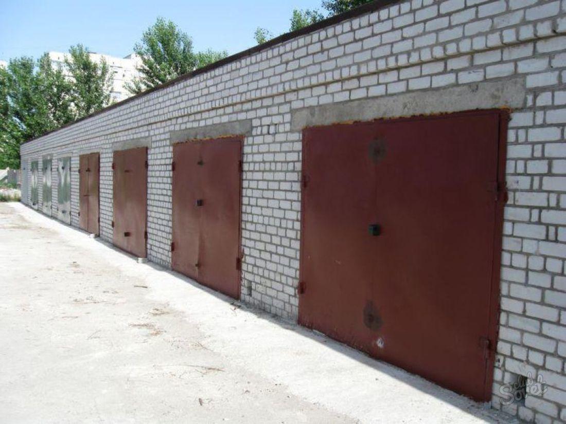 37405 Госдума разрешила приватизировать гаражи бесплатно