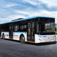 37352 «Группа ГАЗ» начала производство автобусов на сжиженном природном газе